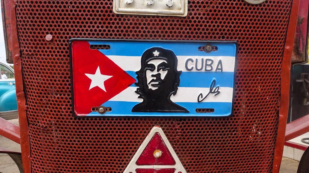 Che Guevara License