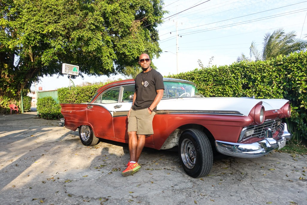 Ride in style when visiting Cuba